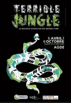 "Vernissage ""Terrible Jungle"""