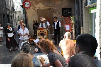 La Saint Amour 2013 Chants et orgue de Barbarie Agde Musica