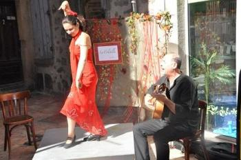 Saint Amour 2013 Cathia POZA danse flamenco